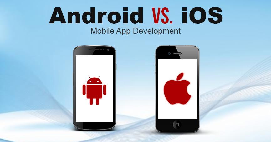 Android vs. iOS Mobile App Development