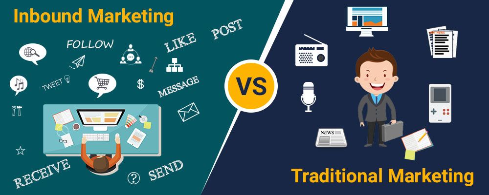 Inbound Marketing or Traditional Marketing