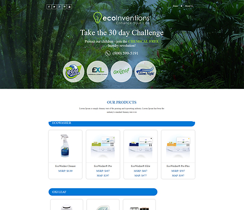 Eco-Inventions Project