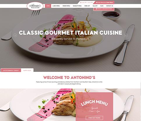 Antoninosrestaurantbar Project