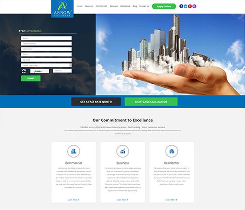 Arrow Financial Project