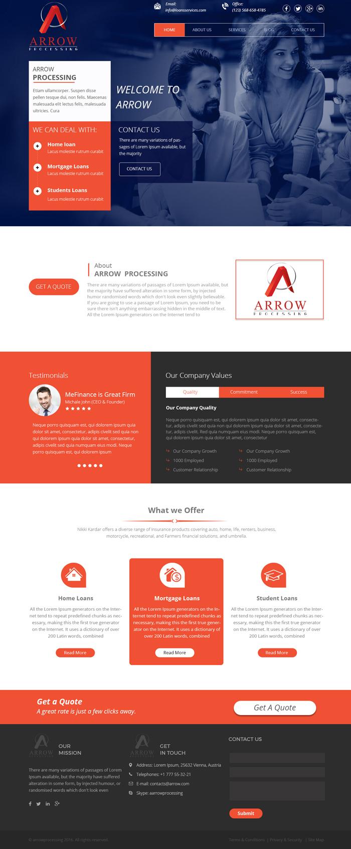 Arrow Processing