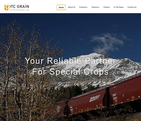 ITC Grain Project