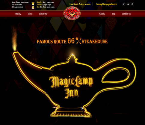 Magic Lampinn Project