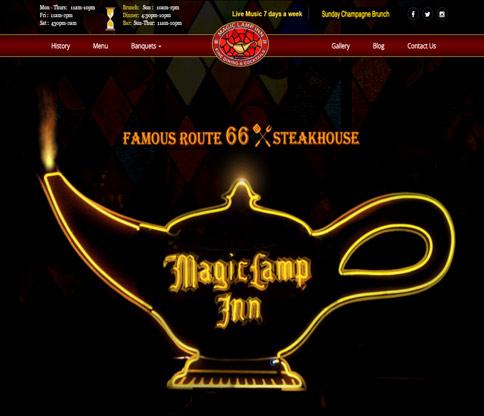 Magic Lampinn Project