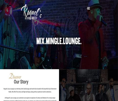Raquel's Jazz Lounge Project
