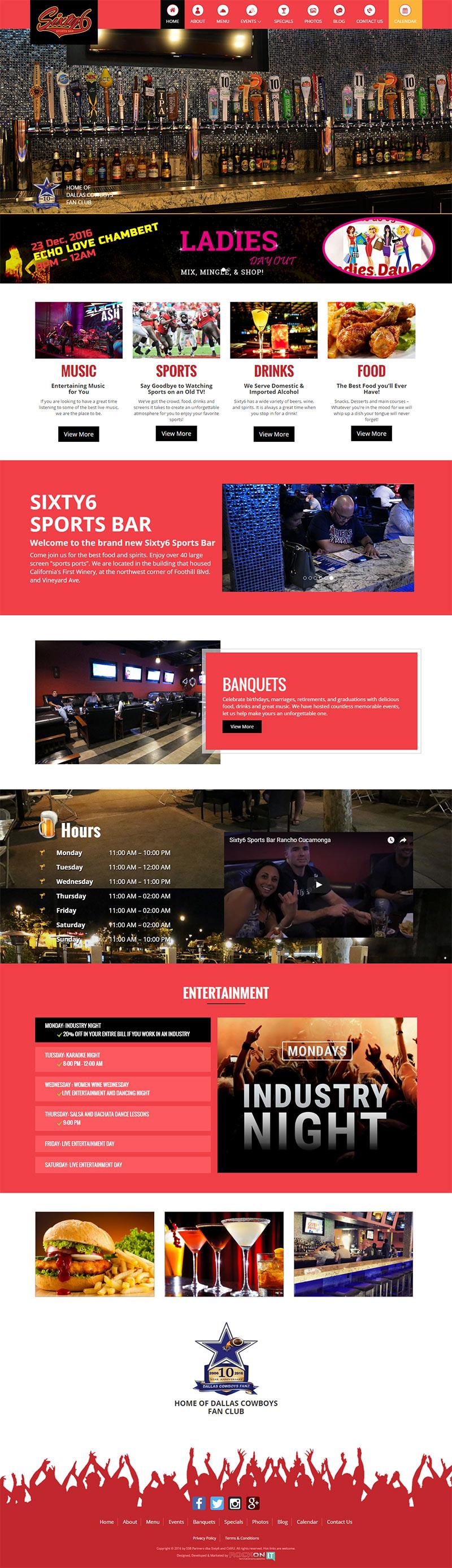 Sixty6 Sports Bar