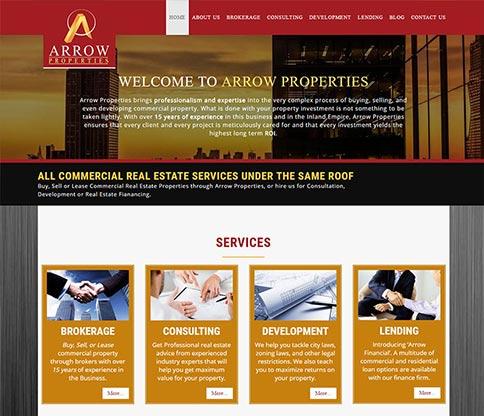 Arrow Properties Project
